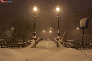 In Bucuresti a nins ca-n povesti. Iata cum arata Capitala la primele ore ale diminetii (Galerie foto)