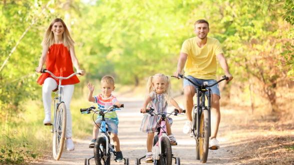 In Romania se produc anual cate 900.000 de biciclete, insa romanii nu prea le cumpara, pentru ca nu au pe unde circula cu ele