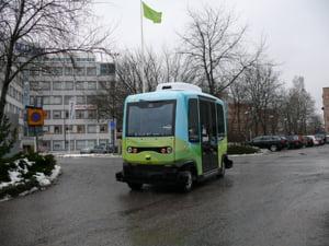 In Suedia vor circula din ianuarie autobuze electrice fara sofer, iar cursele vor fi gratuite