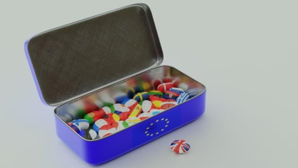 In asteptarea Brexit-ului, companiile britanice mizeaza pe fuziuni si achizitii pe plan local