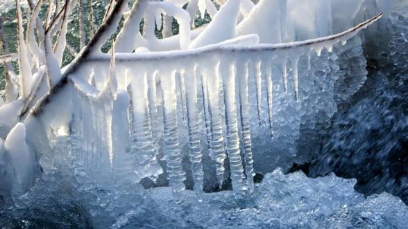 In cea mai geroasa dimineata din aceasta iarna, Romania a importat masiv energie la cele mai mari preturi din regiune