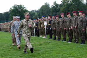 In ciuda Rusiei: SUA se implica militar si mai profund in Ucraina
