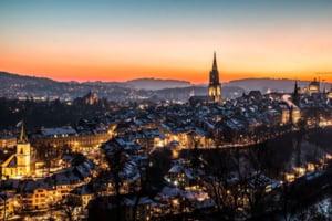 In ciuda pandemiei, economia Elvetiei a inregistrat cea mai mare crestere din ultimii 40 de ani