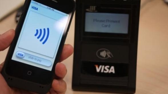 In curand si in Romania: Plati la comercianti cu smartphone-ul