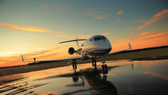 In jurul lumii, cu un Jumbo-Jet privat. Te incumeti?