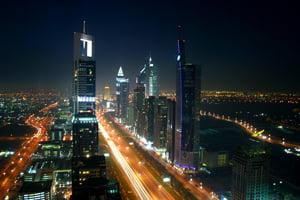 """In plin? criz? financiar?, in Dubai se construieste un """"oras in oras"""""""
