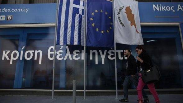 In sfarsit, vesti bune pentru Cipru: Standard & Poor's i-a reevaluat ratingul