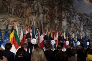 In urmatorii 10 ani, securitatea si dimensiunea sociala vor fi prioritatile Uniunii Europene - declaratia de la Roma