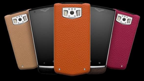 Inarmeaza-te cu cel mai elegant telefon inteligent