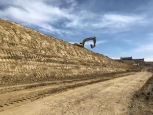 Inaugurarea lotului 3 din autostrada Lugoj-Deva s-ar putea amana pe termen nedeterminat