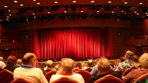 Inca o sala de teatru se deschide in Capitala