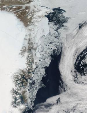 Incalzire globala: Este inevitabila o crestere a nivelului oceanelor cu un metru (Video)