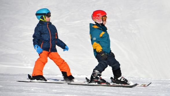 Incalzirea globala ucide schiul alpin traditional