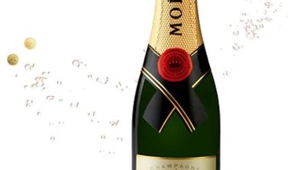Incearca gustul succesului: Moet Mini Champagne Caddy, editie dedicata Globurilor de Aur