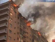 Incendiu puternic la Confort City, complexul fratilor Negoita