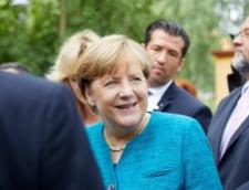 Incep discutiile - maraton pentru formarea unui nou guvern in Germania. Angela Merkel se declara optimista