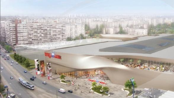 Incep lucrarile la Mega Mall. Cand va fi gata centrul comercial din Pantelimon?