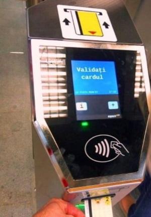 Incepand de azi putem circula cu metroul si RATB cu biletul unic de calatorie