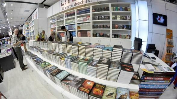 Incepe Bookfest 2014: Peste 300 evenimente, 200 de edituri, un milion de volume