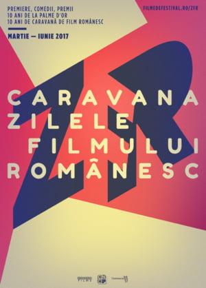 Incepe cea de-a sasea editie a caravanei Zilele Filmului Romanesc
