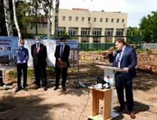 Incepe constructia celui mai mare spital de stomatologie din Romania. Rafila cere ca serviciile dentare sa fie in pachetul decontat de stat