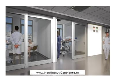 Incepe renovarea Sectiei de Terapie Intensiva Nou-Nascuti Constanta, prin proiectul sprijinit de Fundatia Vodafone Romania