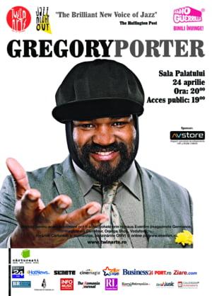 Incepem numaratoarea inversa pentru primul concert Gregory Porter in Romania