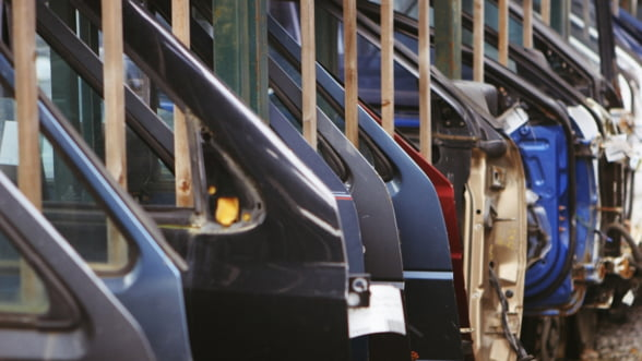 Inchiderea uzinelor afecteaza 1,1 milioane lucratori din industria auto europeana