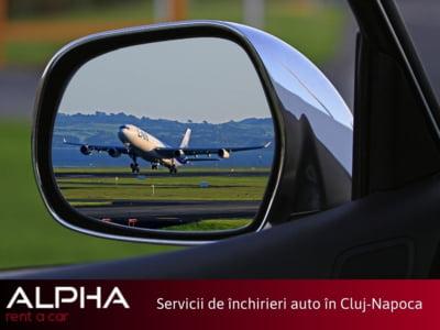 Inchirieri masini din aeroportul Cluj-Napoca cu Alfa Rent A Car
