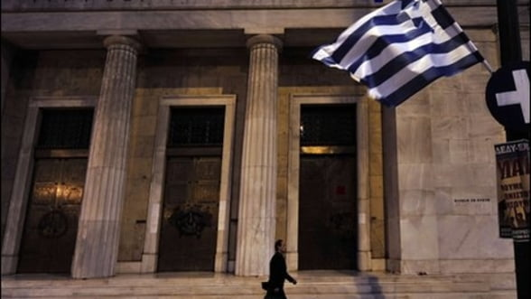 Increderea in economia Greciei a atins maximul ultimilor trei ani si jumatate
