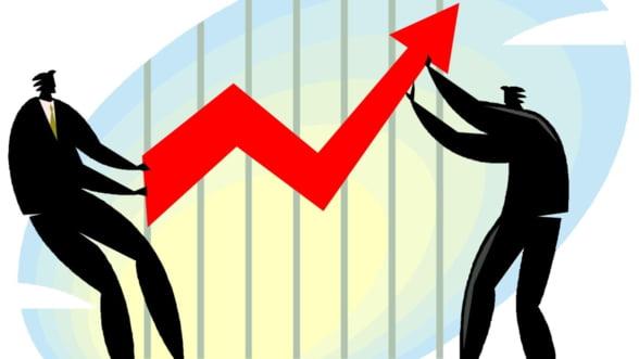 Increderea macroeconomica, la cel mai ridicat nivel din ultimele 16 luni