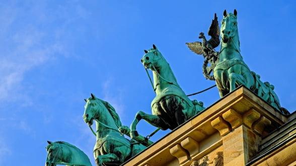 Increderea nemtilor in economia Germaniei este la cote maxime, in ciuda tensiunilor politice
