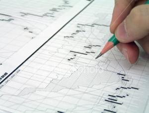 Indicele BET al Bursei a pierdut 1,25% luni