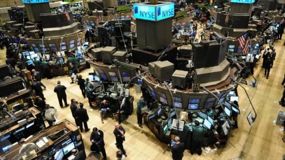 Indicele Dow Jones atinge un maxim istoric