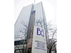 Indicii BVB au inchis sedinta de miercuri cu pierderi semnificative