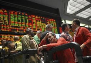 Indicii Bursei de la Bucuresti au scazut drastic