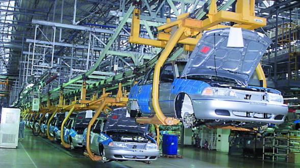 Industria auto, motorul cresterii economice in Europa Centrala si de Est