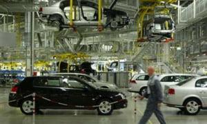 Industria auto din Germania nu va primi ajutor de la stat