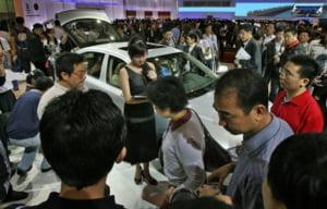 Industria auto din Japonia a scazut cu 41%