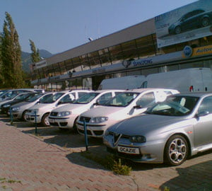 Industria de automobile simte mirosul de faliment