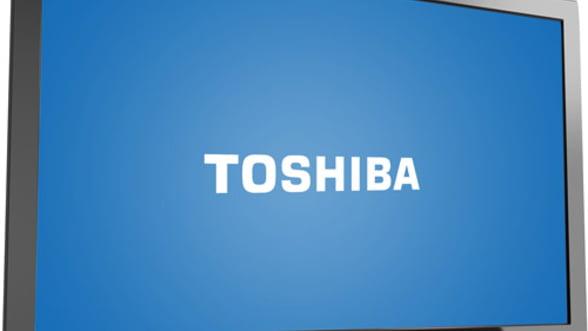 Industria de televizoare, in declin.Toshiba concediaza jumatate din angajati
