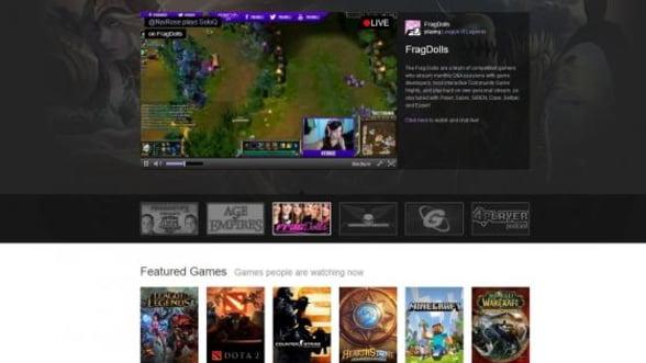 Industria jocurilor video promite: De ce a platit Amazon un miliard de dolari pe Twitch?