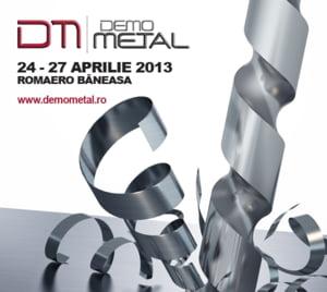 Industria romaneasca de prelucrare a metalelor se reuneste la Demo Metal