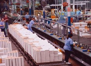 Industria si-a incetinit avansul la 4,2% in T3