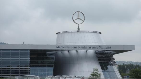 Industria si exporturile Germaniei sunt afectate de incetinirea economiei globale