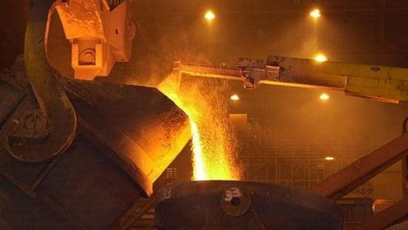 Industria siderurgica din Europa sufera de pe urma suprapraofertei - CNBC