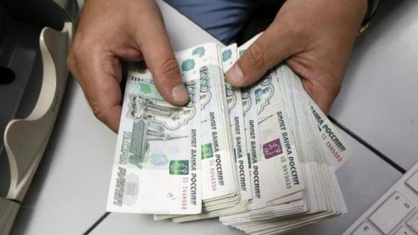 Inflatia din Rusia, la cel mai inalt nivel din ultimii sapte ani