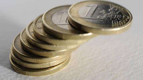 Inflatia in zona euro: 2,6% in martie
