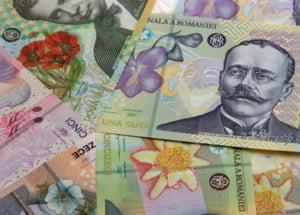 Inflatia si dobanda de politica monetara, sub presiune din cauza deprecierii leului
