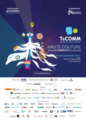 Informatii privind protectia datelor la nivel european, reguli si obligatii pe 24-25 octombrie la TeCOMM